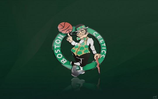 Escudos NBA. Boston Celtics