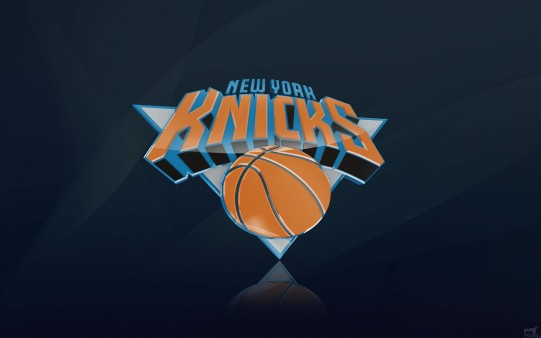 Wallpaper Escudos NBA. New York Knicks