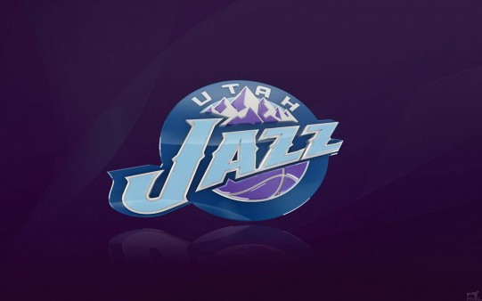 Fondo Pantalla NBA. Escudo Utah Jazz
