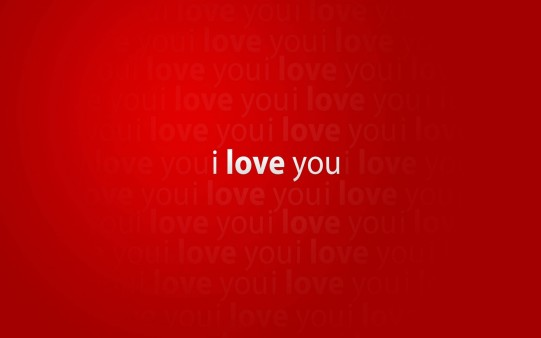 Fondo Pantalla I Love You