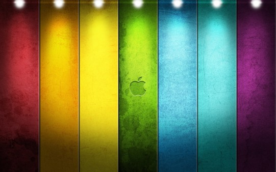 Apple Banda colores