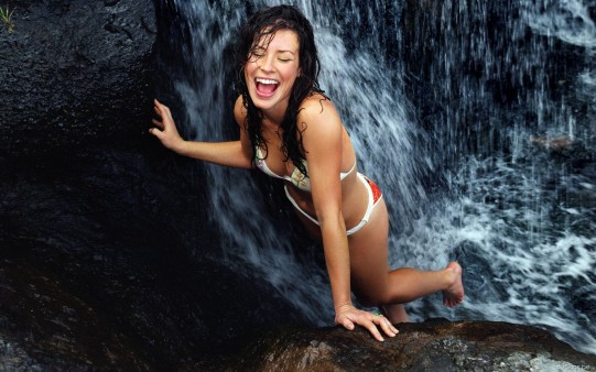 Wallpapers Evangeline Lilly