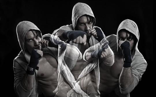 Boxeador Sexy