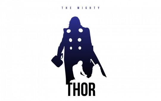 Fondos Héroes de Cómic Thor.