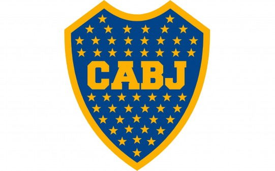 Escudo Boca Juniors.