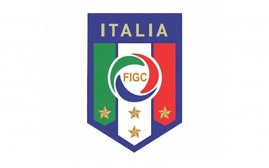 Escudo Selección Italia de Fútbol.