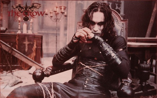 Brandon Lee The Crow.