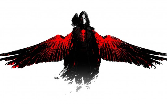 Fondo de Pantalla The Crow.