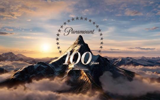 Logo 100 Años de Paramount.