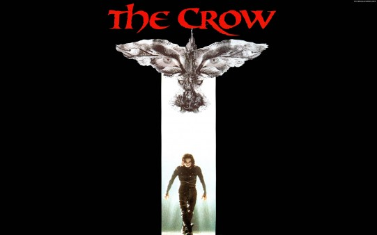 The Crow Póster Original.