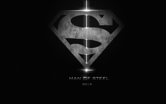 Póster Superman Man of Steel.