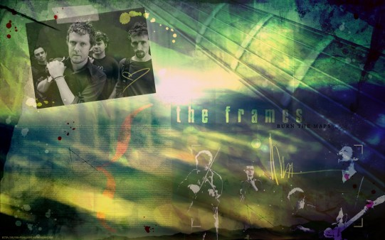 The Frames Wallpaper.