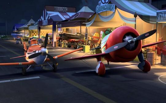 Fondos de Pantalla Aviones Disney