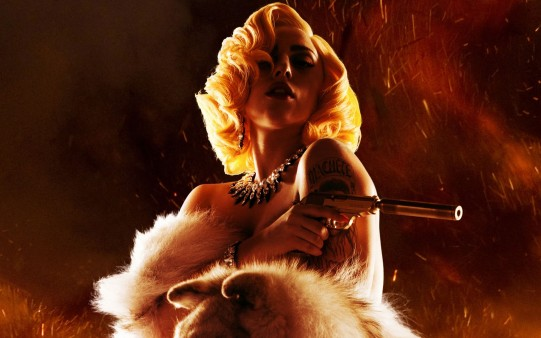 Fondos Machete Kills Lady Gaga