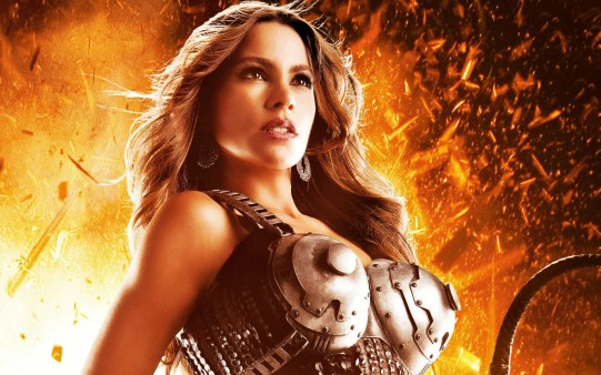 Fondos Machete Kills Sofia Vergara