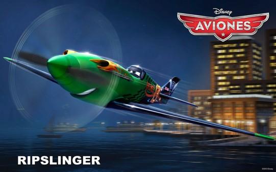 Fondos de Pantalla Aviones Disney Ripslinger