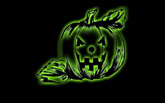 Fondito Calabazas de Halloween