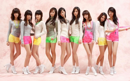 Fondo Girls Generation