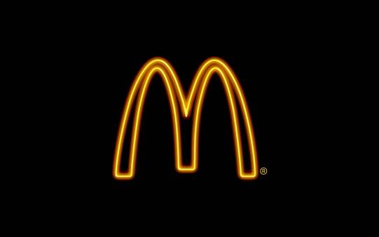 Logo McDonalds Fondo