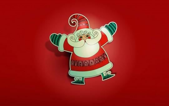 Fondo Original Papá Noel 2014