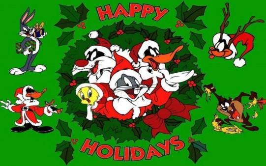 Fondos de Navidad para Facebook.