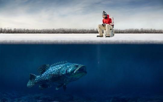 Pesca Peligrosa en Navidad