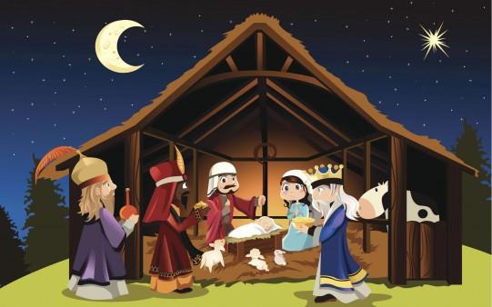 Nacimiento de Jesús Wallpaper