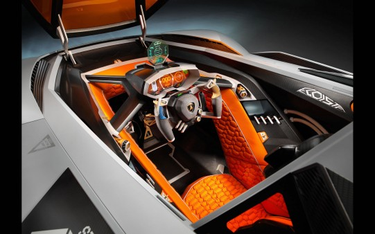 Lamborghini Egoista Wallpapers Coches 2014
