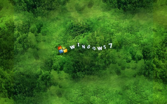 Fondo Pantalla Windows 7