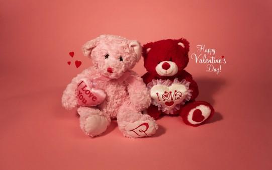 Feliz San Valentín 2014 fondo.