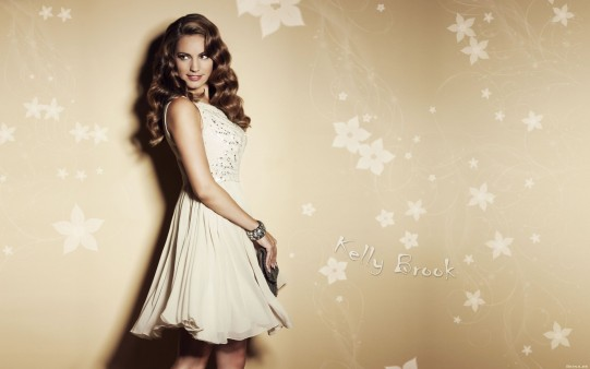 Fondo Pantalla Kelly Brook.