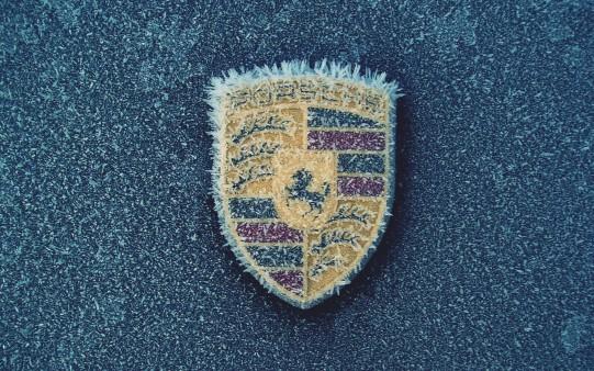 Fondo de Pantalla Logo de Porsche