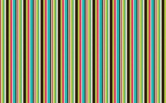 Fondo de Pantalla Abstracto de Líneas Verticales de Varios Colores