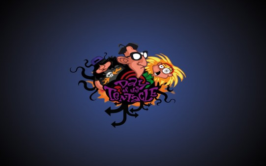 Fondo Pantalla Retro Day of Tentacle.