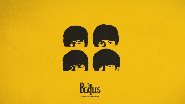 Fondo de Pantalla The Beatles