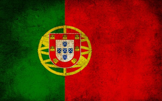 Wallpaper Bandera Portugal