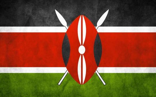 Fondo de Pantalla Bandera de Kenya