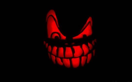 Fondos para Halloween. Calabaza Terrorífica