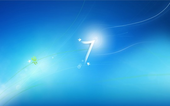 Wallpapers de Windows 7