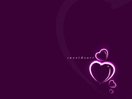 Fondo de Pantalla Dulce Corazón
