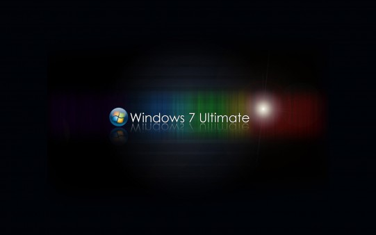 Fondo de Pantalla Windows 7 Ultimate
