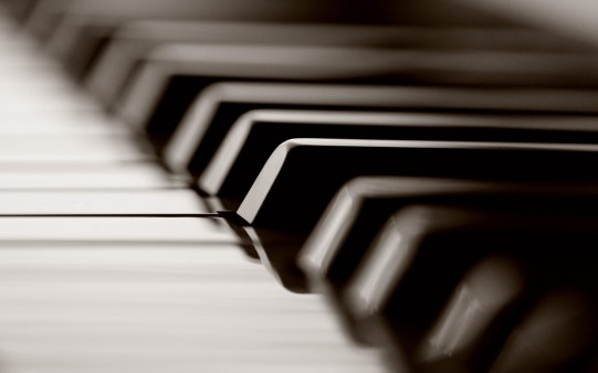 Wallpaper Teclas de un Piano