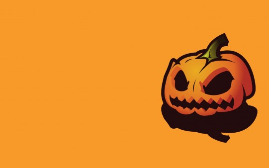 Fondos Halloween. Calabaza